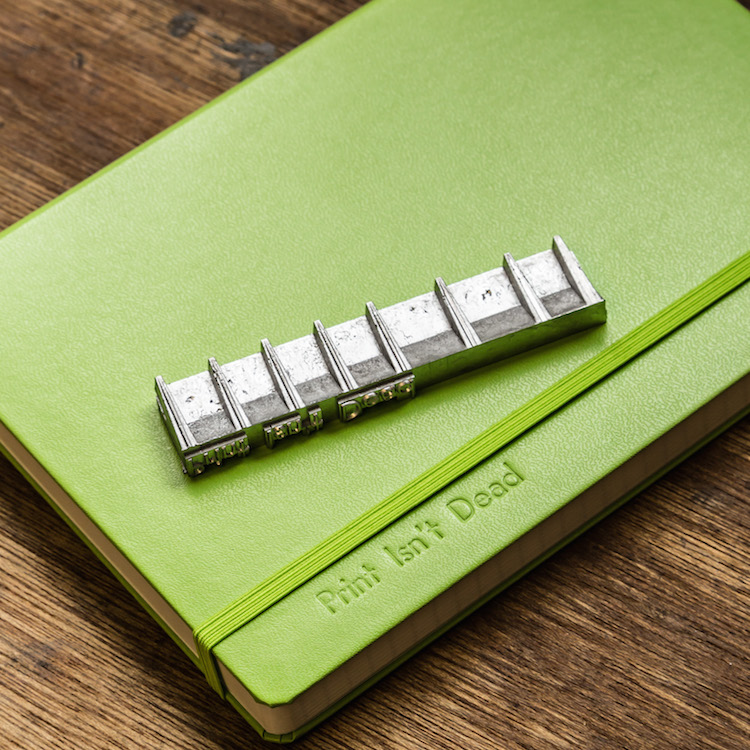 Personalised Leuchtturm Notebook