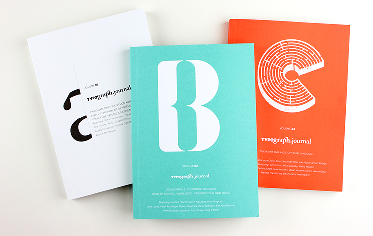 Typograph journal