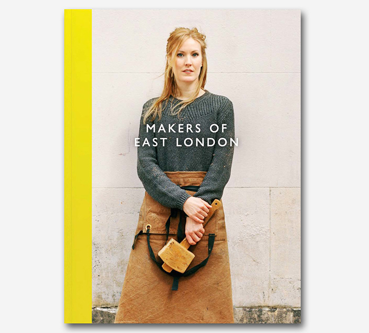 Makers of East London book Hoxton Mini Press