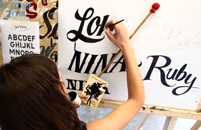 Better Letters | Sign Painters | Ghost Signs | London Design Festival