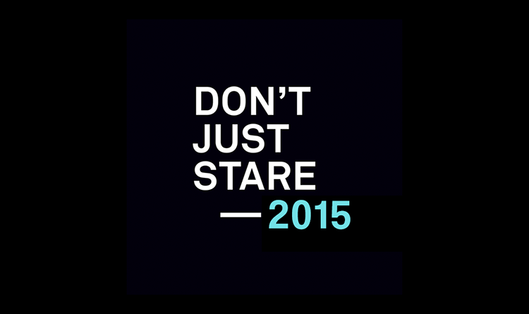Don't Just Stare