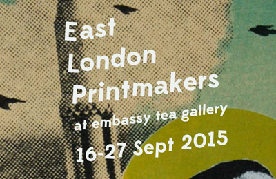 East London Printmakers at Embassy Tea Gallery