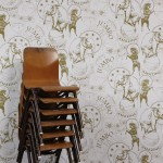 100 Limited-Edition Wallpaper Rolls for 10 Years of Craft Making by Daniel Heath Studio