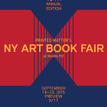 NY Art Book Fair | Presented by Printed Matter
