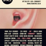STOUR SPACE LATES