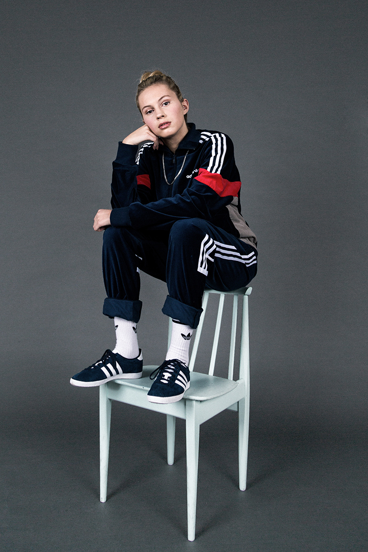 Adidas Tracksuit Day