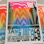 Re:Surgo! | Tame Impala: German Tour Poster