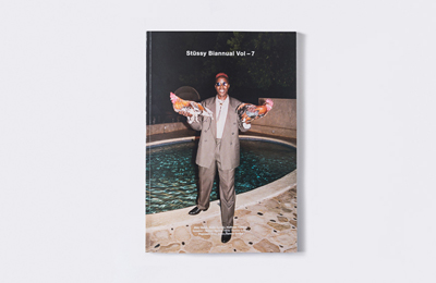 Stüssy Vol. 7 | Bi-Annual Publication