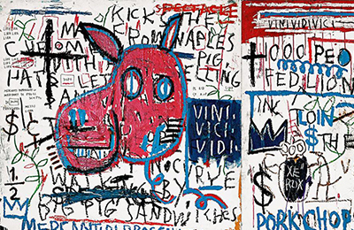 Basquiat: Boom for Real | Barbican