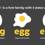Monotype's newly released typeface   Between