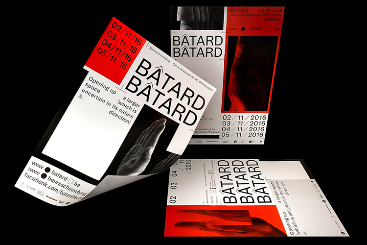 relentless, publication on the occasion of Bâtard Festival, 2016 → In collaboration with Ines Cox