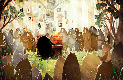 The Enchanted Page | The Best of Contemporary Illustration for Children