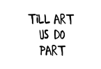 Till Art Us Do Part