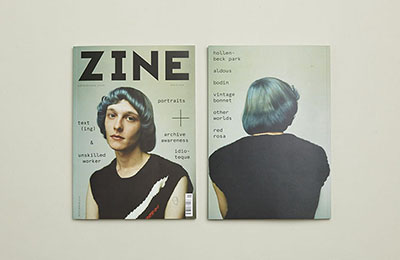 Andrew Stainforth | Zine