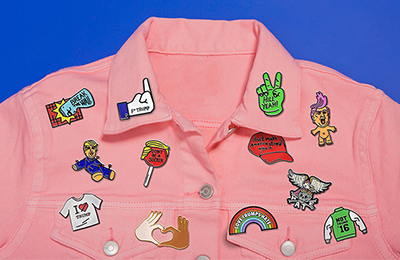 Sagmeister & Walsh | Pins Won't Save the World