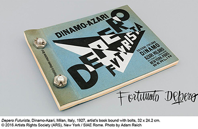 A Dedication to Print | Depero Futurista