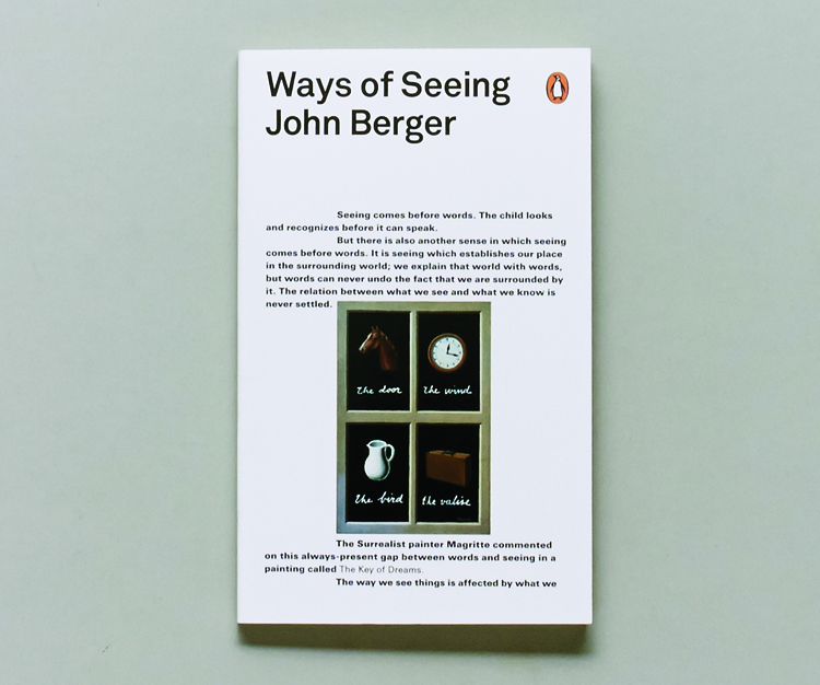 ways of seeing essay John berger's ways of seeing: critical questions analysis ways of seeing art and critically analyzes why they are represented in the way that they.