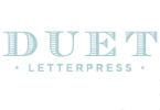 Duet Letterpress