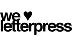 We Love Letterpress