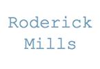 Roderick Mills