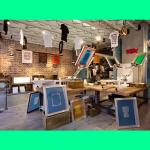 Live Print Workshop :: Regent St. Levi's