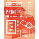 Call for Submissions :: IN PRINT | Art Zines + Small Press