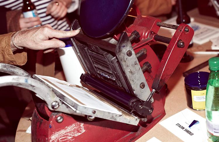 Print Club London x Urban Cottage Industries