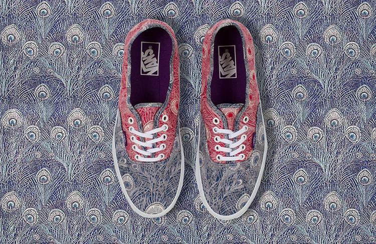277a412ca4 Vans x Liberty Art Fabrics    Holiday Collection