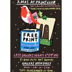 Print Club | Christmas Prints