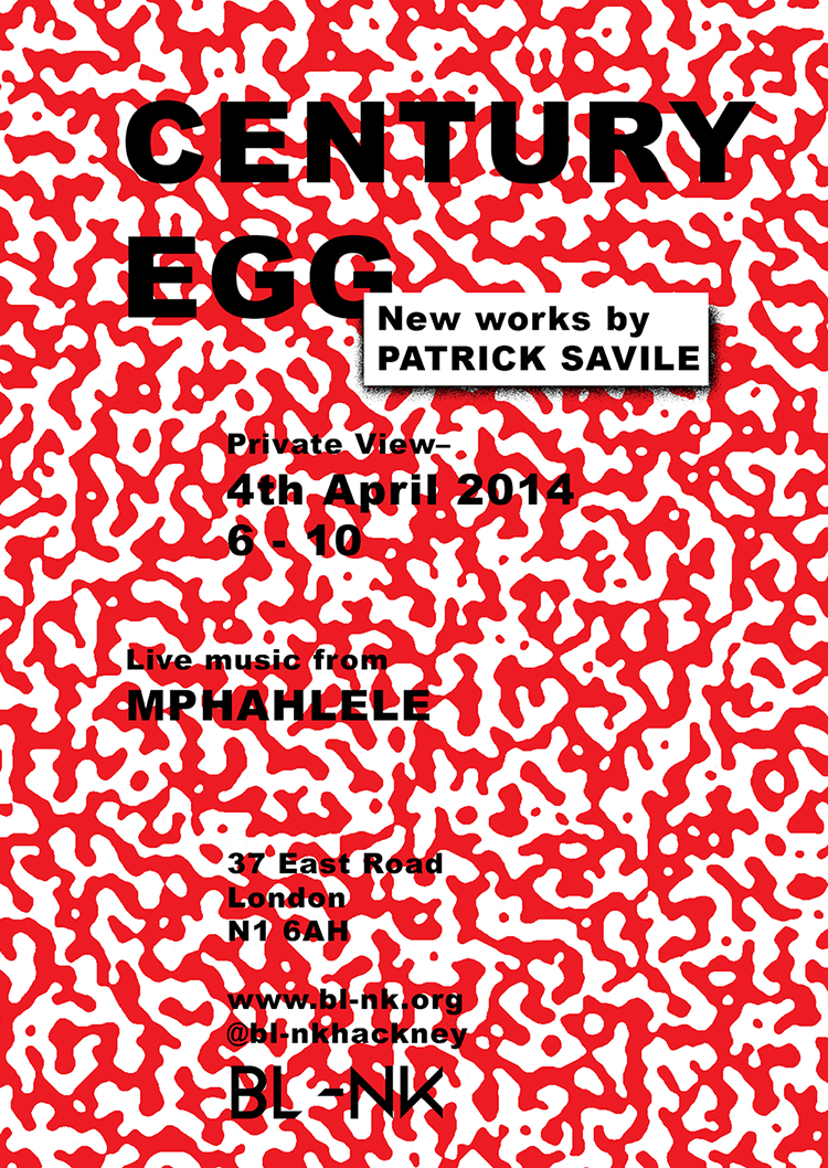 Century Egg | Patrick Savile