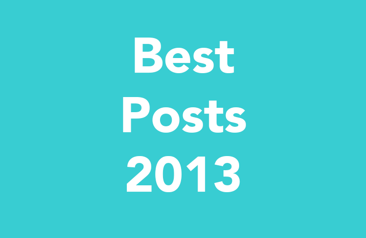 People of Print Best Posts 2013 Best of Year