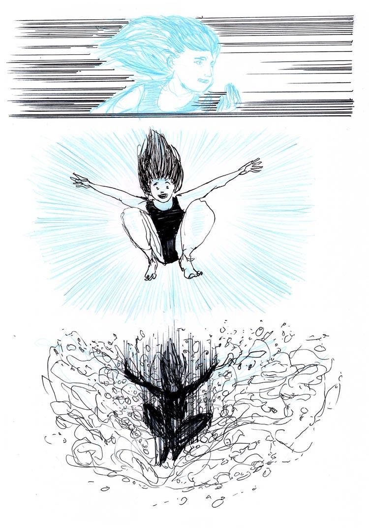 Liam Cobb Comics