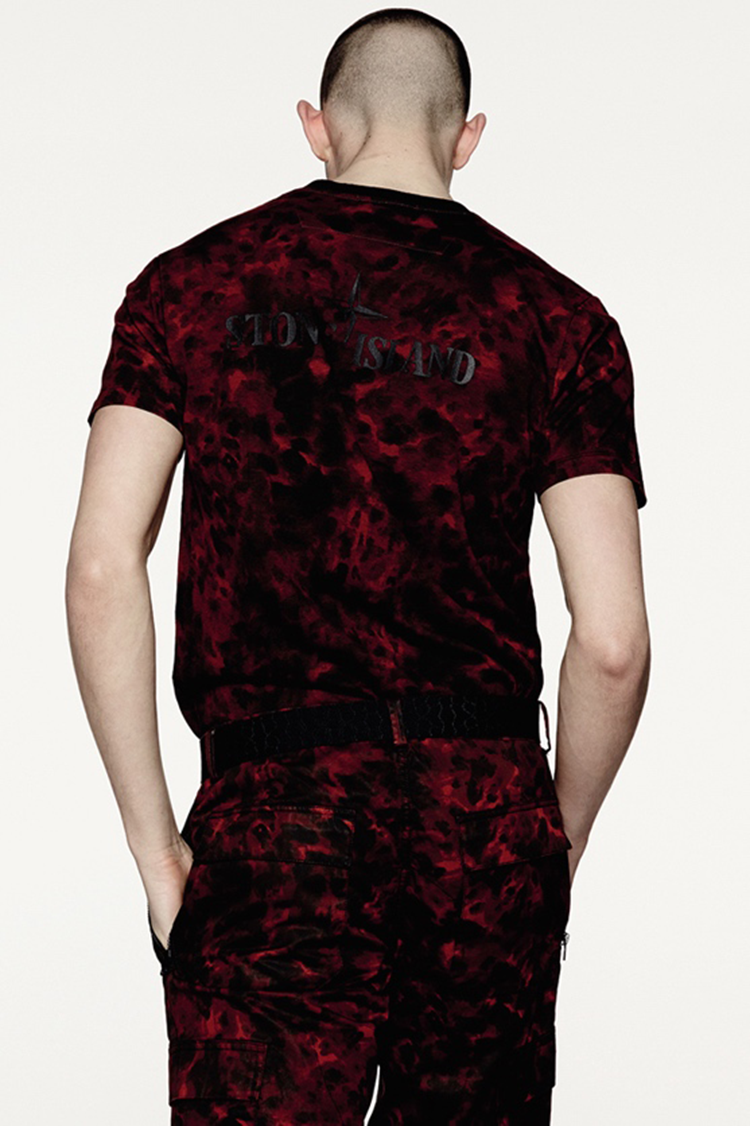 32409059 Sporting an autumnal colour pallet the print is featured on every item of  the collection including jackets, trousers, bags, caps and tees and is set  to drop ...