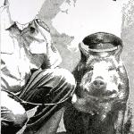 Sigmar Polke: Capitalist Realism & Dispersion Paint on Canvas