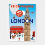 Stickyscapes London by Robert Samuel Hanson