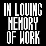 Craig Oldham | In Loving Memory of Work