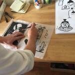 Lawrence Slater | DIY Screenprint Setup