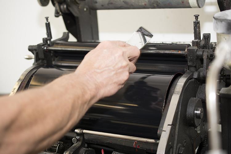 Letterpress Manufaktur Hamburg