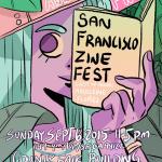 San Francisco Zine Fest 2015