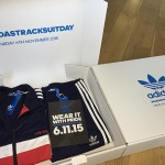 Adidas Tracksuit Day 2015