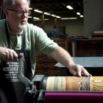 The Beauty of Letterpress | Jersey Cream