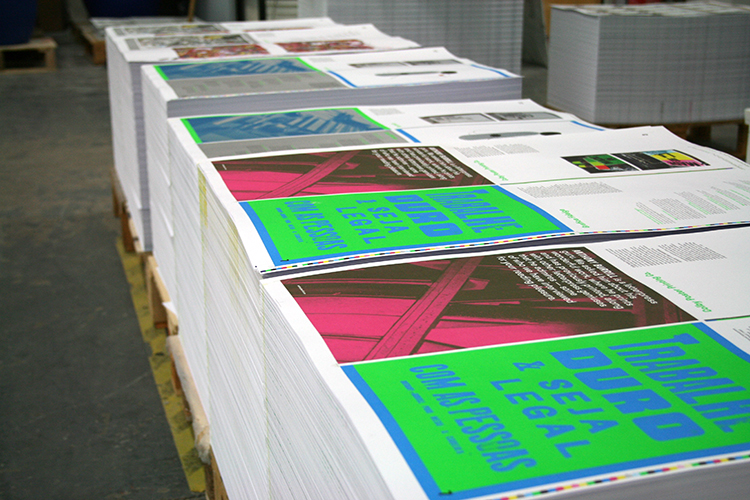 Element 004 On Press at Pressision