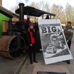 Big Steam Print