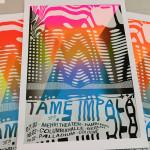 Re:Surgo! | Tame Impala: German Tour Poster