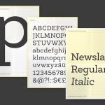 FontShop's Featured Free Fonts