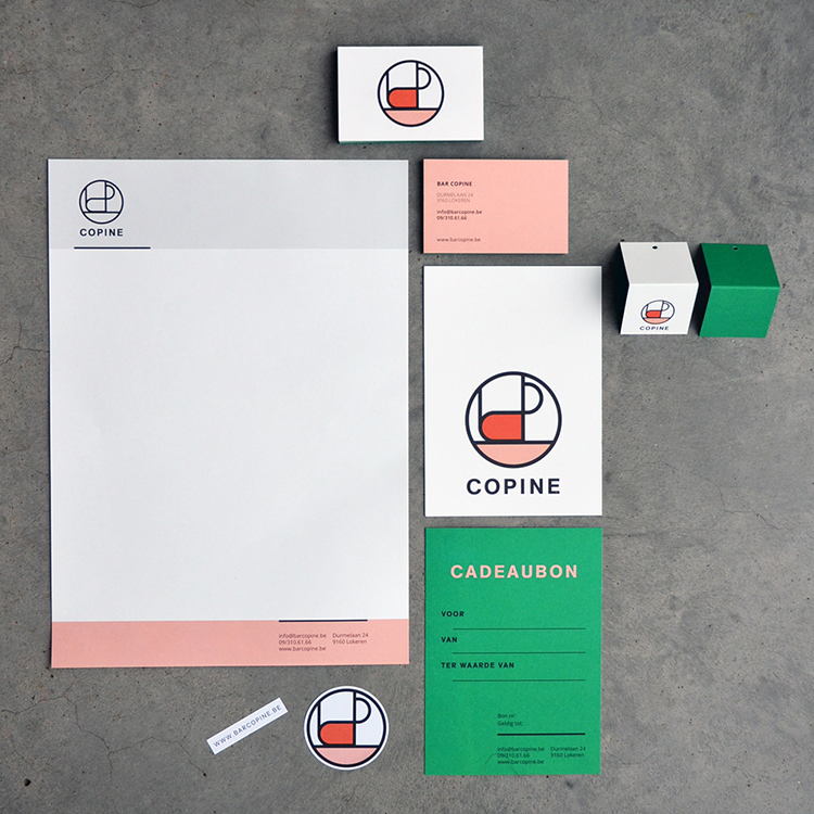 Dift belgium based branding agency people of print belgium based creative branding agency dift has been busy designing for the past couple of months for its own project de invasie the studio created all reheart Choice Image
