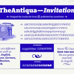 FontShop :: Fonts For Correspondence
