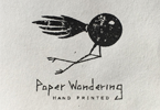 Paperwondering