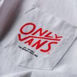 ONLY x Vans