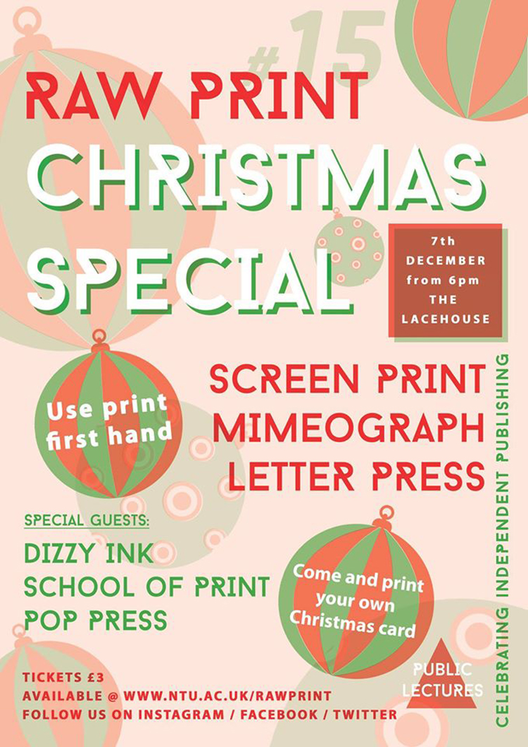 Raw Print | Xmas Special | People of Print